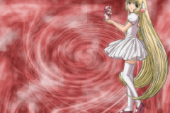 chobits-chi-short-skirt-blonde-hair-wallpaper