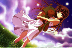 Girl-From-The-Illusionary-World-Clannad-Wallpaper