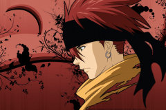 d-gray-man-lavi-earring-wallpaper