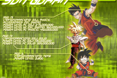 dragonball-z-son-gohan-life-stages-wallpaper