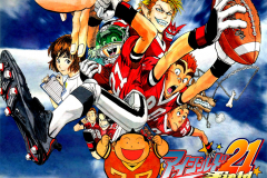 eyeshield-21-sena-kobayakawa-yoichi-hiruma-tarou-raimon-football-wallpaper