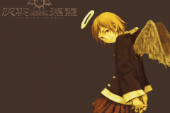 haibane-renmei-rakka-shy-angel-wallpaper