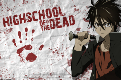 highschool-of-the-dead-takashi-komuro-baseball-bat-wallpaper