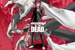 highschool-of-the-dead-takashi-komuro-zombies-wallpaper
